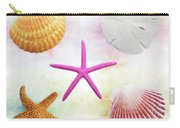 Shells Background Carry-all Pouch