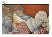 Shells On Shelf Carry-all Pouch