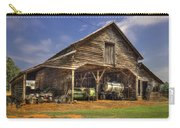 Shelter From The Storm Wrayswood Barn Carry-all Pouch