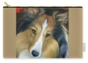 Sheltie - Collie Carry-all Pouch