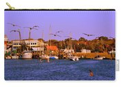 Shem Creek Mount Pleasant Sc Carry-all Pouch