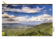 Shenandoah National Park - Sky And Clouds Carry-all Pouch
