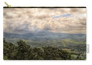 Shenandoah Valley - Storm Rolling In Carry-all Pouch