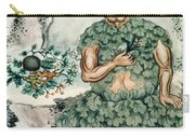 Shennong, Chinese God Of Medicine Carry-all Pouch