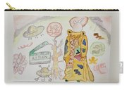 Shenya Custom Made Painting  Carry-all Pouch