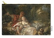 Shepherd And Shepherdess Carry-all Pouch