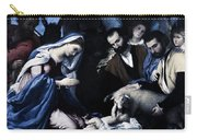 Shepherds Adoration Carry-all Pouch