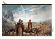 Shepherds Field Painting Carry-all Pouch