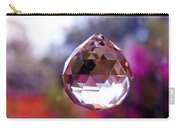 Sherbet Crystal Teardrop Carry-all Pouch