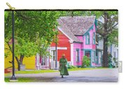 Sherbrooke Village Carry-all Pouch