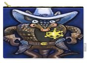 Sheriff Dillo Carry-all Pouch