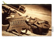 Sheriff Tools Carry-all Pouch