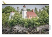 Sherwood Point Lighthouse Carry-all Pouch