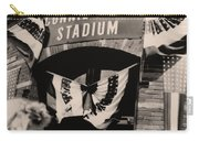 Shibe Park - Connie Mack Stadium Carry-all Pouch by Bill Cannon