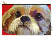 Shih Tzu 2 Carry-all Pouch