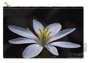 Shimmering Petals Carry-all Pouch