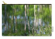 Shimmering Reflection Carry-all Pouch