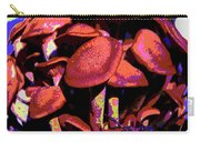 Shimmering Shrooms Carry-all Pouch