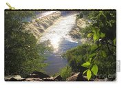 Shimmering Sun Rays On Colorado Springs Carry-all Pouch