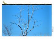 Shimmering Tree Carry-all Pouch