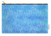 Shimmering Water Carry-all Pouch