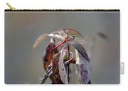 Shimmering Wings- Dragonfly Carry-all Pouch