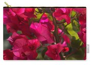 Shine On Bougainvillea Carry-all Pouch