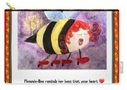 Shine Your Heart Bright  Carry-all Pouch