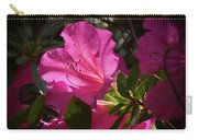 Shining Azalea Carry-all Pouch