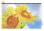 Shining Sunflowers Carry-all Pouch