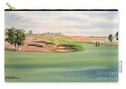 Shinnecock Hills Golf Course Carry-all Pouch by Bill Holkham