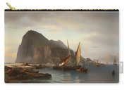 Shipping Off Gibraltar Carry-all Pouch