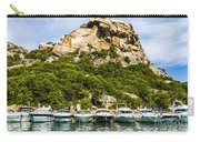 Ships Collection To Italian Harbor Carry-all Pouch
