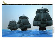 Ships In Sail Carry-all Pouch