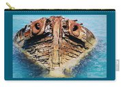 Shipwreck Of H M S Vixen In Bermuda Carry-all Pouch