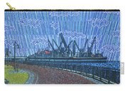 Shipyards A Newport News Carry-all Pouch