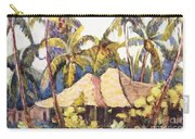 Shirley Russell Art Carry-all Pouch