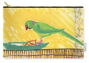 Shirley's Bird Carry-all Pouch