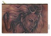 Shiva Mahadev Carry-all Pouch