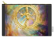 Shiva Nataraja - The Lord Of The Dance Carry-all Pouch