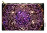 Shiva Shakti Coipper Lightmandala Carry-all Pouch