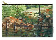 Shoal Lake - Granite Shore Carry-all Pouch