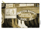 Shoe Shopping In The 30's Carry-all Pouch