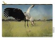 Shoebill Landing Carry-all Pouch