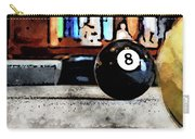 Shooting For The Eight Ball Carry-all Pouch
