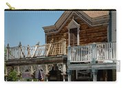 Shooting Gallery Virginia City Nv Carry-all Pouch
