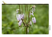 Shooting Star Flower - Wisconsin Carry-all Pouch