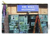 Shop Behind The Wall Carry-all Pouch