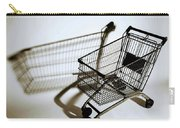Shopping Cart Reflection Art  Carry-all Pouch