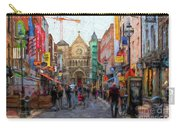 Shopping In Dublin Carry-all Pouch